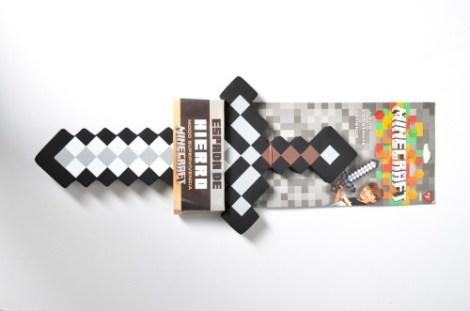 Espada Chica Hierro Minecraft