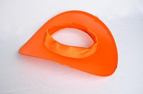 capelina naranja