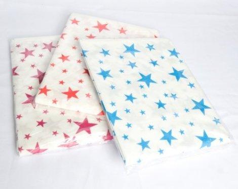 Mantel rectangular Estrellas