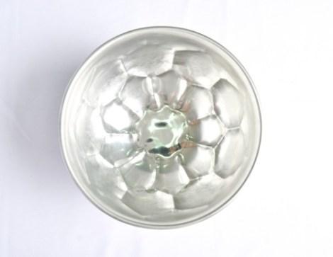 Molde Aluminio pelota futbol