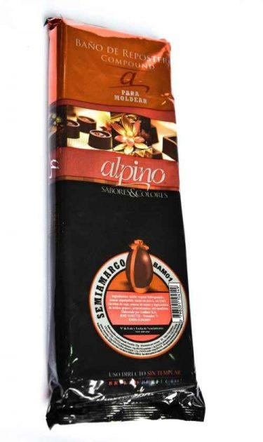 Chocolate Alpino x 500gr