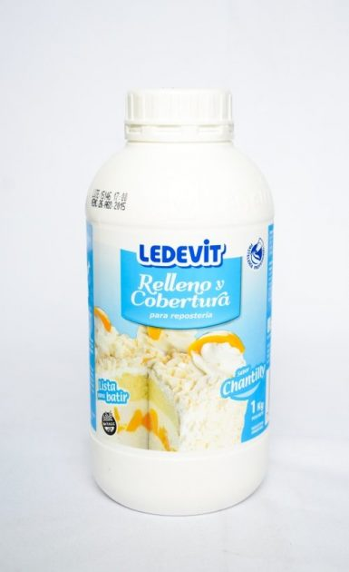 Crema Ledevit Chantilly x litro