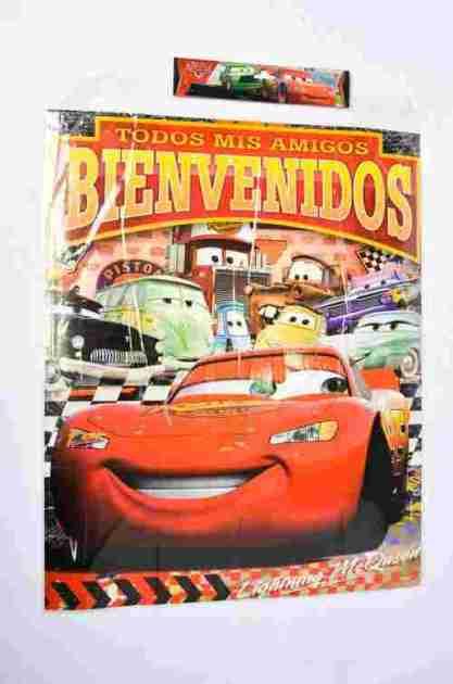 Afiche Cars