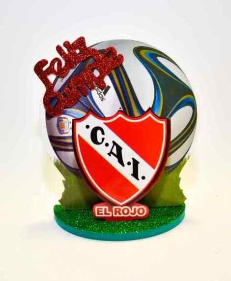 Adorno torta Independiente