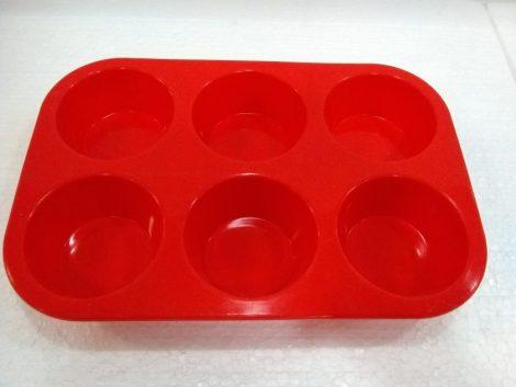 Molde muffin silicona Nro 10