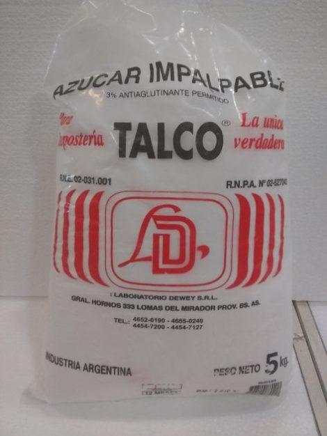 Azucar Impalpable x 5kg