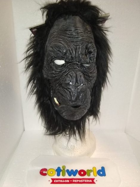 Mascara de mono