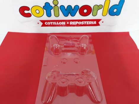 Placa plastica de joysticks