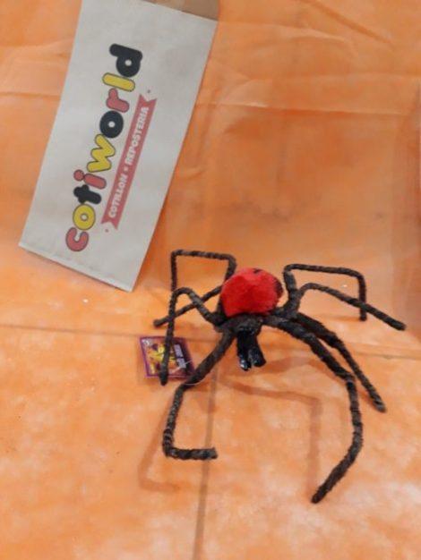 Arañas plush mediana