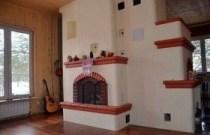 печь в частном доме