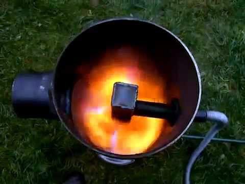 агрегат, работающий на отработанном масле
