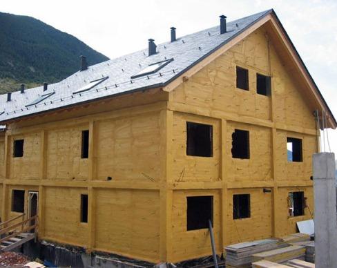теплоизоляция бревенчатого дома своими руками