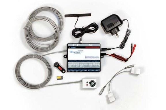 автоматизированный узел отслеживания и управления системы отопления