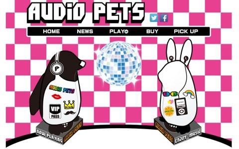 Audio Pets