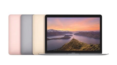 MacBook (12インチ, Early 2016)