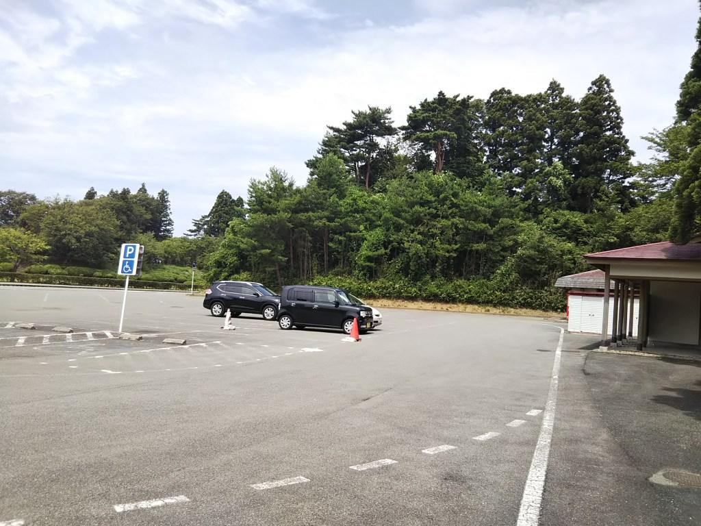 秋田市小泉潟公園水心苑