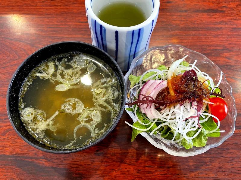 秋田市回鮮まぐろ亭寿司ランチ8