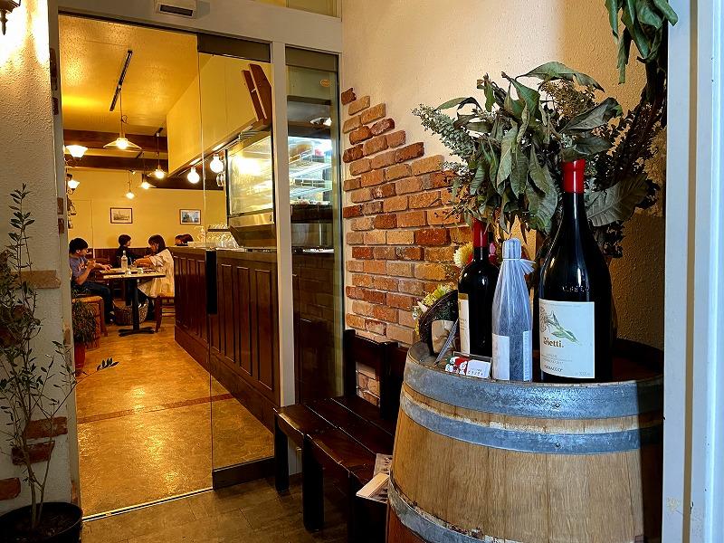 イタリア食堂ビランチャでランチ10