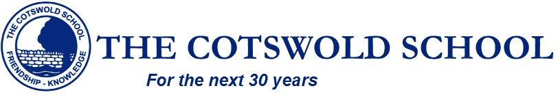 The_Cotswold_School_For_the_next_30_years_logo