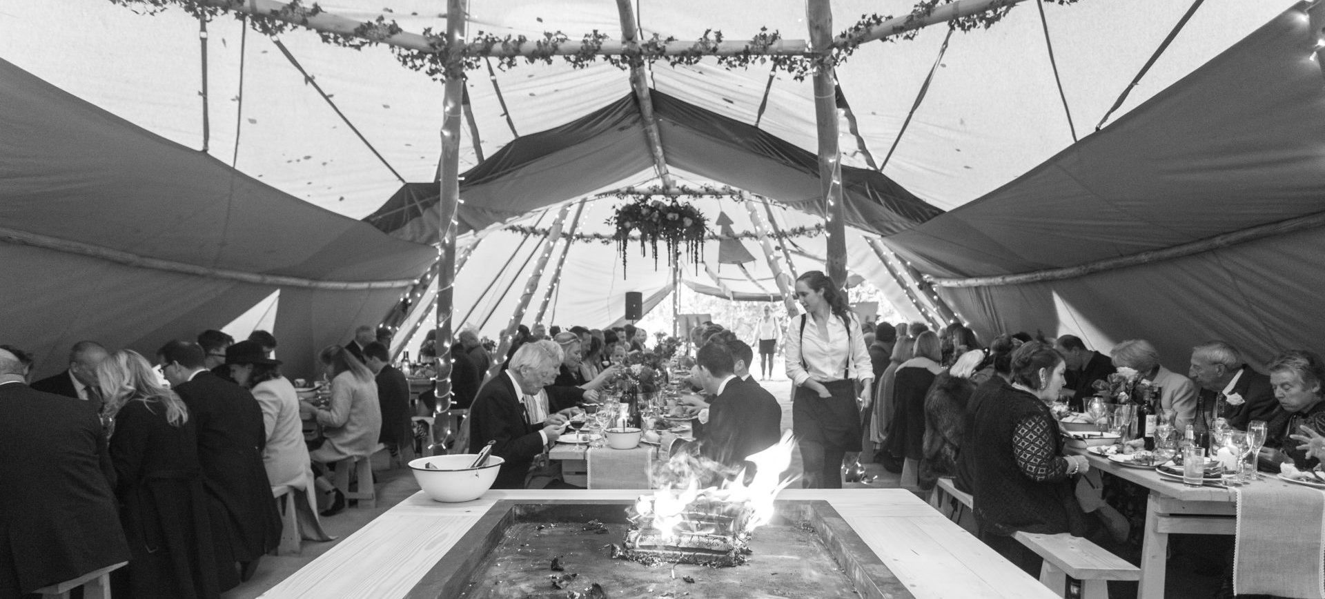 Cotswold Tipi Open Day for Weddings and Events 2019