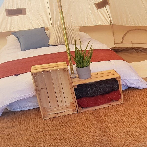 Honeymoon Bell Tent Hire