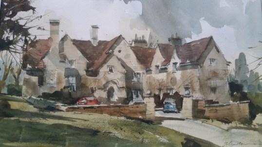 Artist John Hoar Stinchcombe Hill House image 11