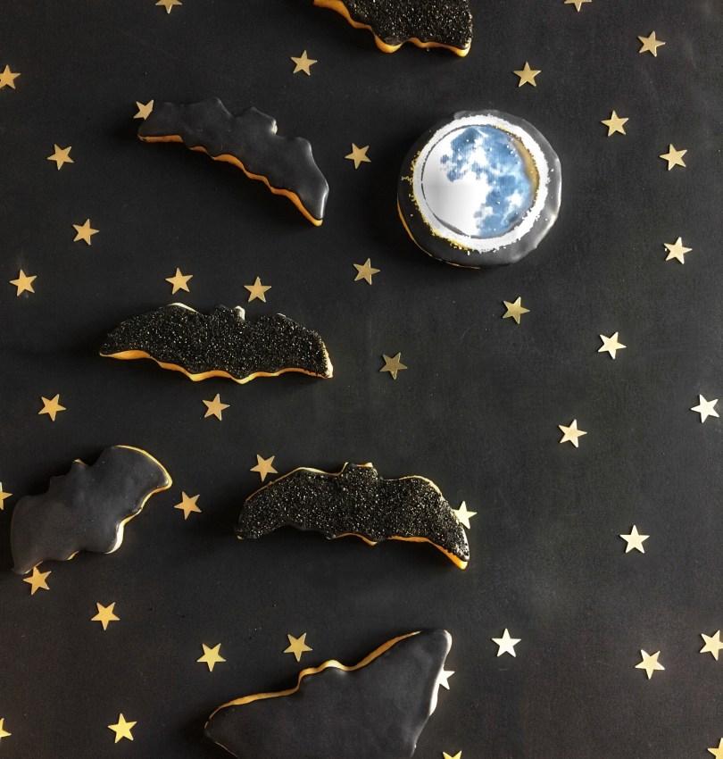 full moon cookie