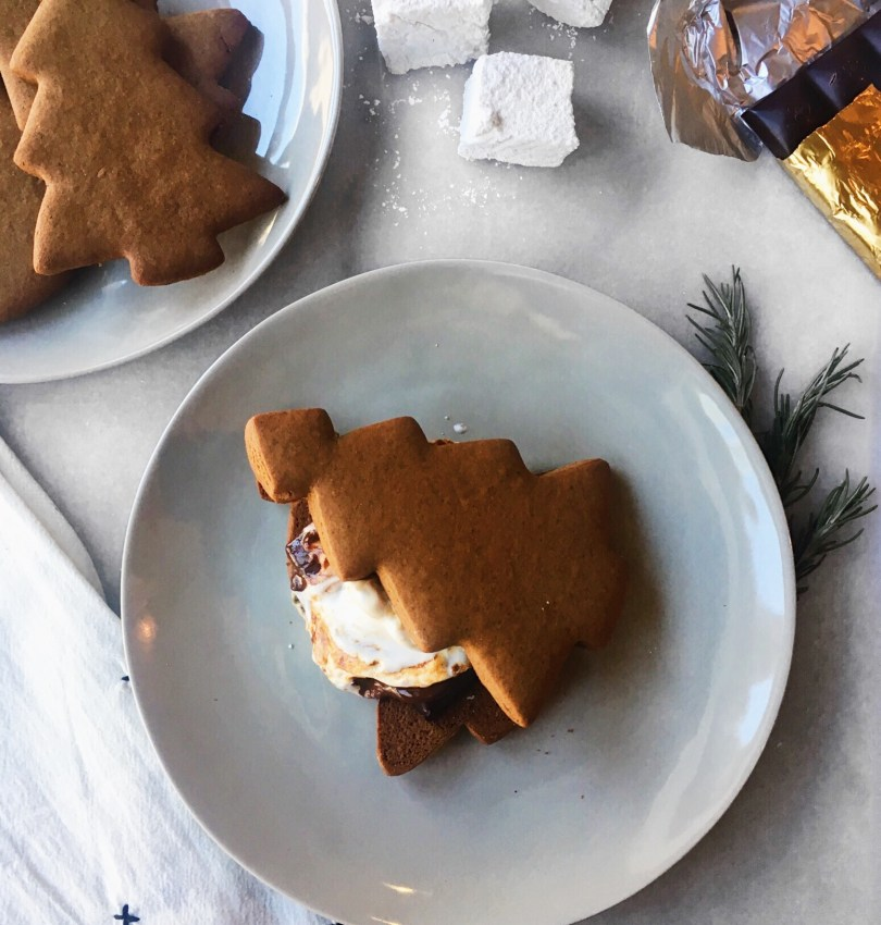 gingerbread shores