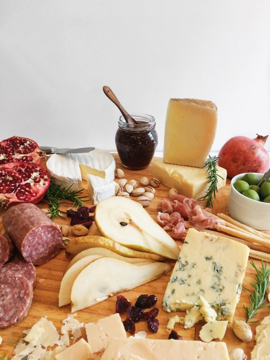 holiday cheese board guide