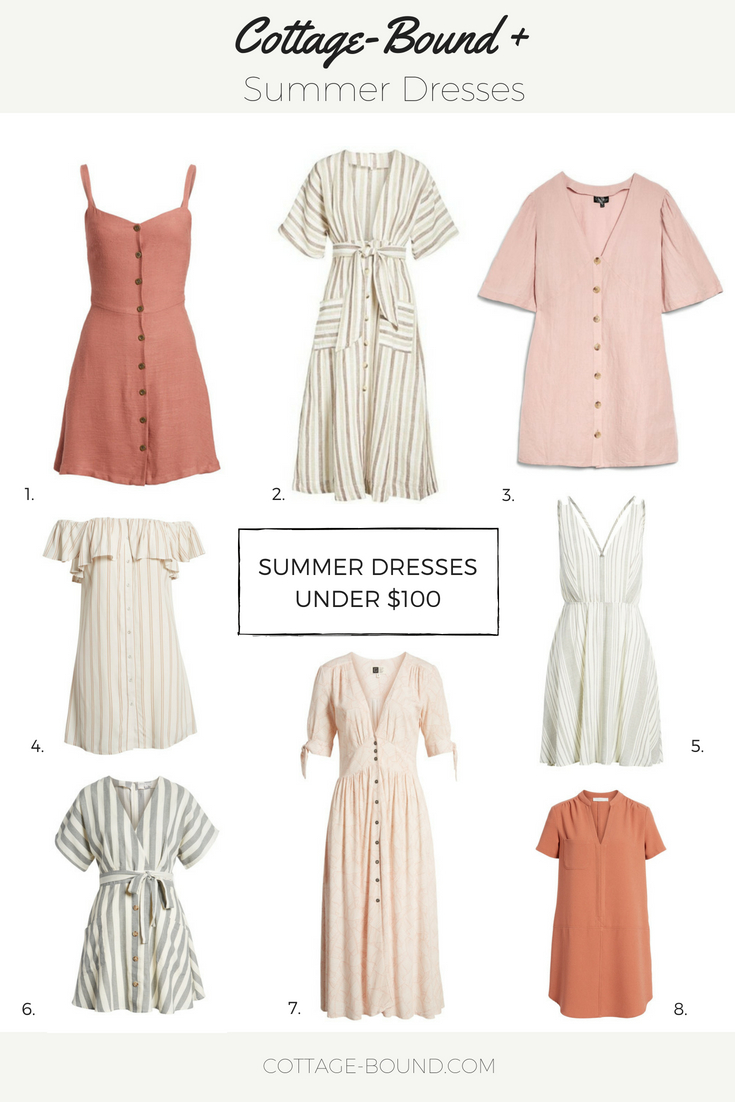 currently coveting summer dresses
