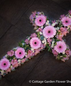 Open Pink Cross