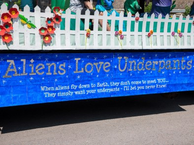 Totternhoe Lower School Float