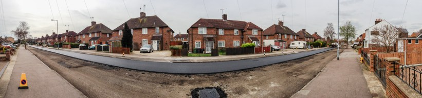 Chiltern Road, Dunstable, Panoramic