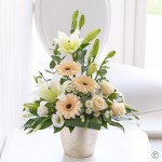Cream Elegance Arrangement