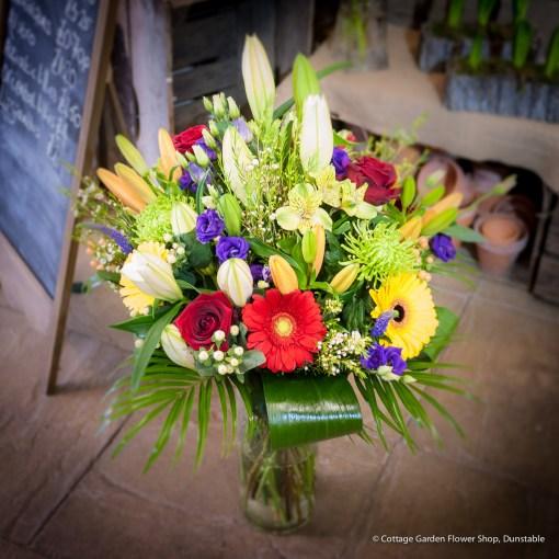 Luxury Vase Arrangment