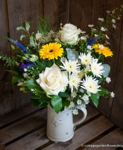 Summer Meadow Jug Arrangement