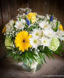 Summer Sunshine Vase