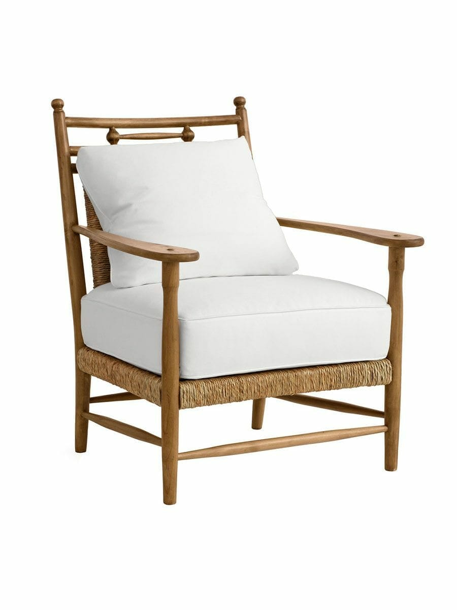 Westhampton Rush Arm Chair Cottage Home 174