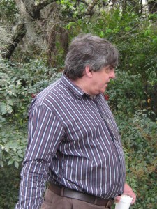 Tom Johnson, Executive Director, Magnolia Plantation and Gardens