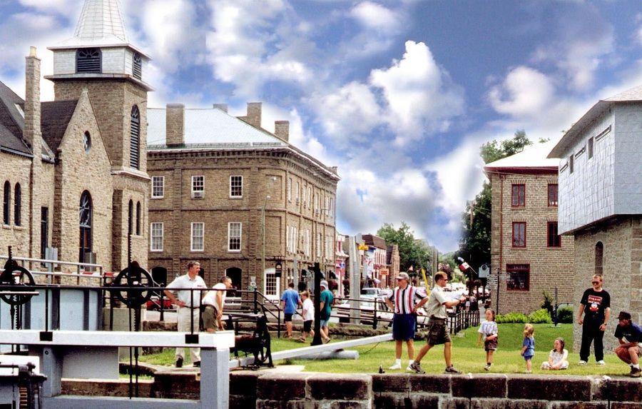 Image result for merrickville, ontario