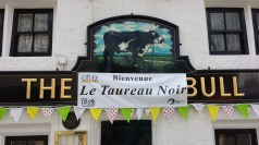 The pubs in Otley now all have French names!