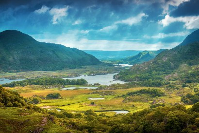Ladies View, the Ring of Kerry