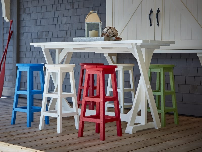 Recycled Plastic Furniture - Harvest Collection