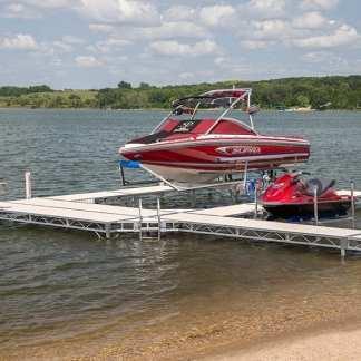 Aluminum & Floating Docks