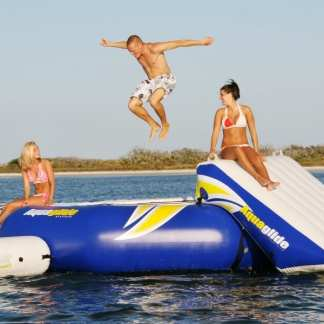 Water Trampolines, Slides & Playgrounds