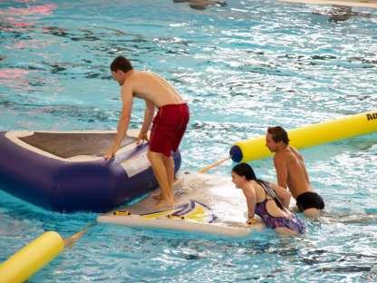 Aquaglide Swimstep XL