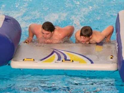 Aquaglide Swimstep 5X5