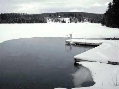 De-Icer Dock