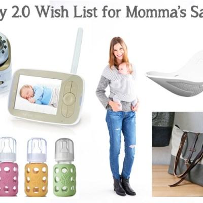 That Damn Baby Monitor | {future} Baby 2.0 Wish List