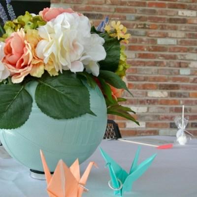 Recap | Beautiful Spring Bridal Shower